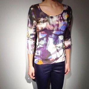 Escada | Women's Fantasy T-shirt Size M